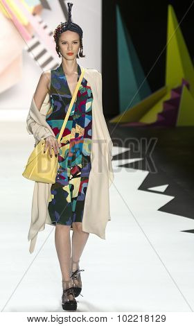 Desigual - Spring 2016 Collection