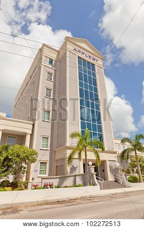 Appleby Office In George Town Of Grand Cayman Island