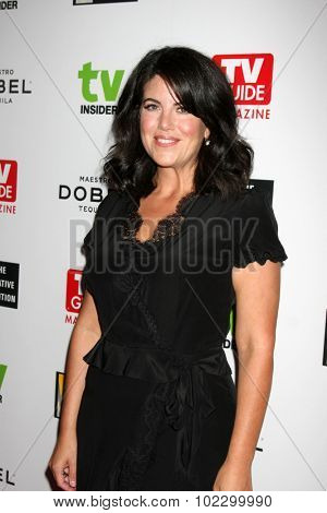 LOS ANGELES - SEP 18:  Monica Lewinsky at the TV Industry Advocacy Awards Gala at the Sunset Tower Hotel on September 18, 2015 in West Hollywood, CA