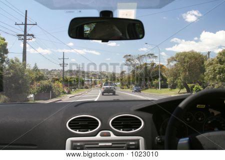 Car On The Left Side