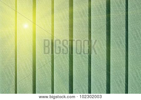 Blinds Protect From The Sun