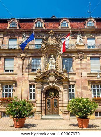 Town Hall Of Speyer - Germany, Rheinland-pfalz