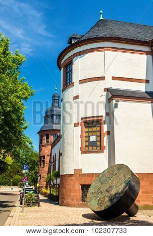 Historical Museum Of The Palatinate In Speyer, Germany