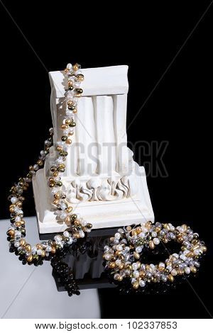 Jewelry On A Stand