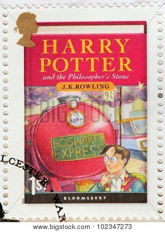 Harry Potter Stamp 1