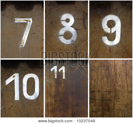 Rusty Numbers