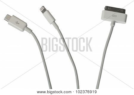 Charger cables