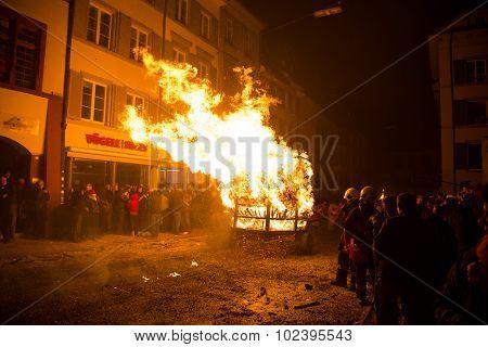 Chienbaese Festival Liestal