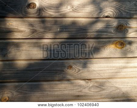The Weathered Wooden