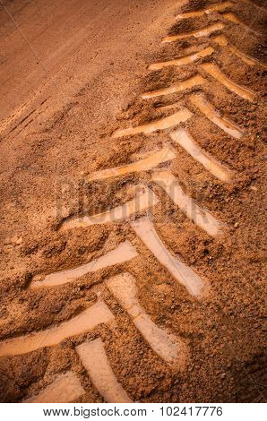 Tractor Trail