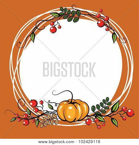 Autumn Leave Decoration