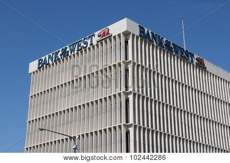 Bank Of The West, California