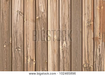 Brown Wood Planks As Background Or Texture