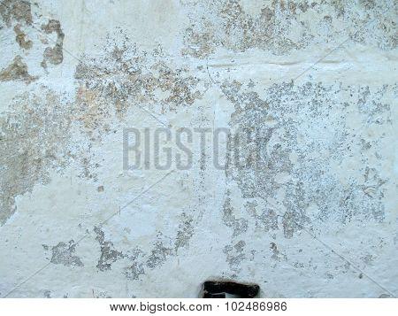 Wall Of The  Church In Pereyaslavl