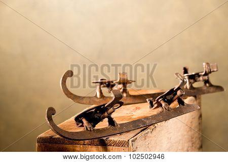 Old Ice-skates