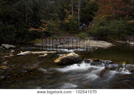 Fires Creek Flow