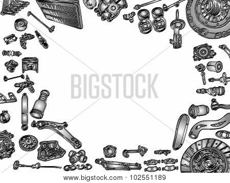aftermarket spare parts