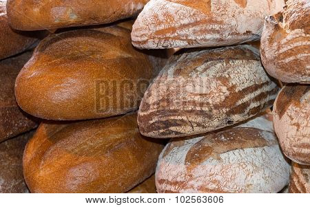 Freshly Baked Bread