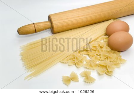 Eggs And Pasta