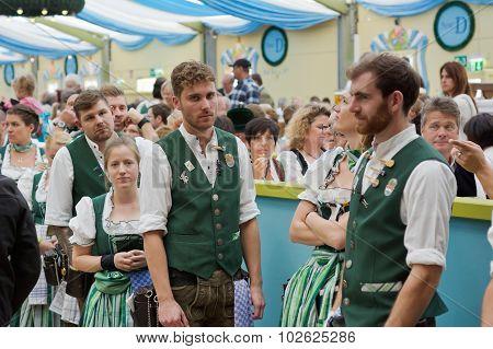 Oktoberfest Staff