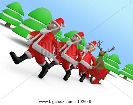 Weird Christmas #3
