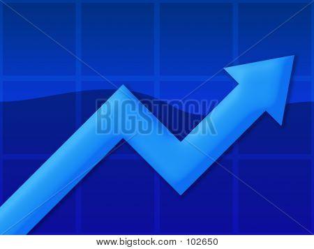 Chart Blue