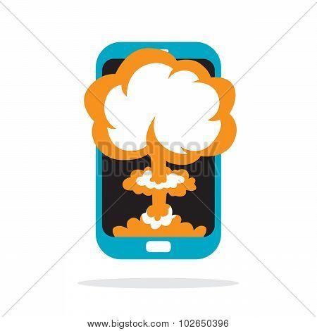 Phone Meltdown