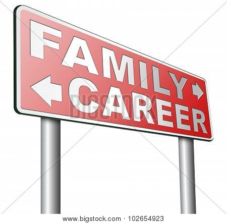 Career Family Balance