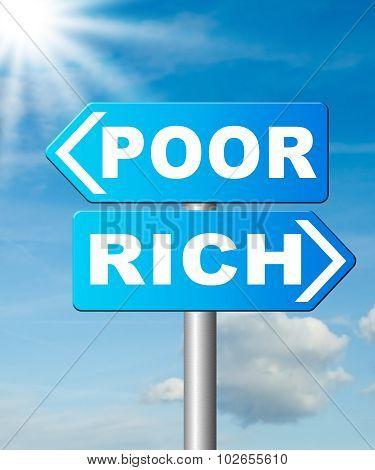 Rich Or Poor