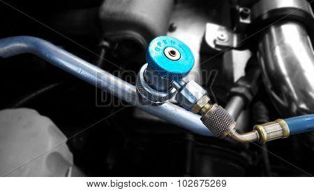 Car Interior Air