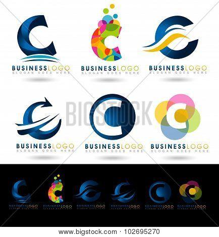 Letter C Logo Designs