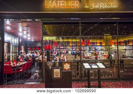 Joel Robuchon Restaurant