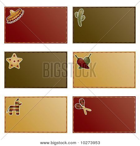 Mexican Note Cards