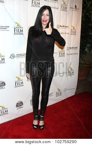 LOS ANGELES - SEP 24:  Ivanna Cadaver at the Catalina Film Festival Craven Horrow Reception at the Hotel Metropole on September 24, 2015 in Avalon, CA
