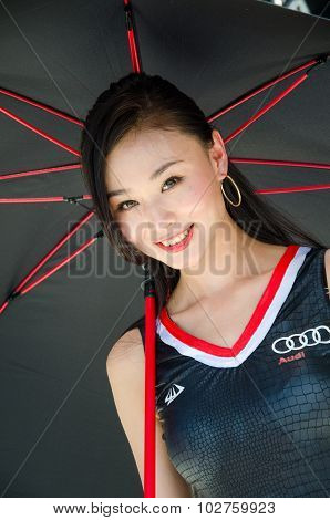 Race Queen Of Japan