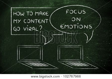 How To Make My Content Go Viral? Focus On Emotions