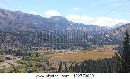 Kennedy Meadows - Sonora Pass