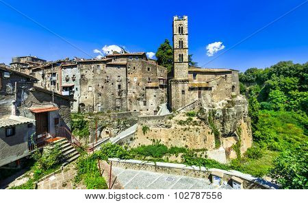 Ronciglione - beautiful medieval town in Viterbo provice, Italy