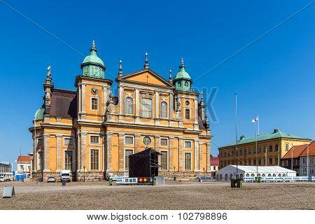 Kalmar Cathedral