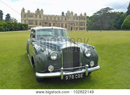Classic Daimler motorcar