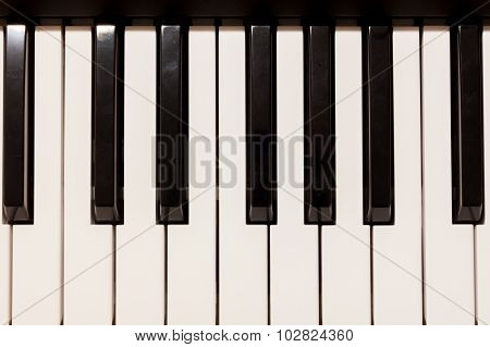 Key Piano Background.