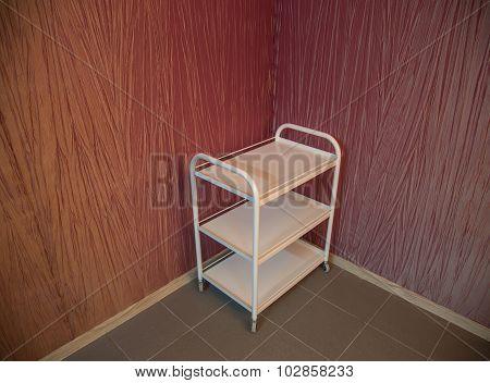 Medical trolley