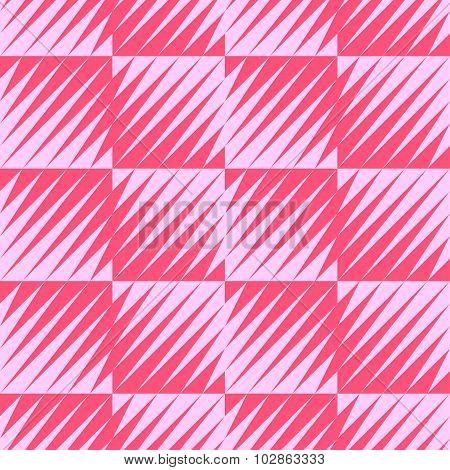 Geometric Jagged Edge Seamless Pattern.