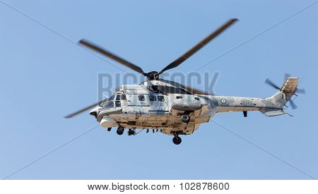 AS332C1 Super Puma helicopter