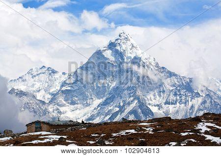 Ama Dablam Peak, Nepal