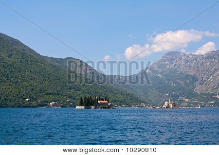 Our Lady of the Rock, Montenegro, Perast