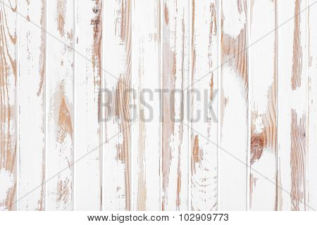 white boardwalk wooden background