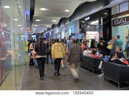 Shopping Melbourne Australia