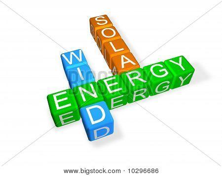 Green Energy Crossword
