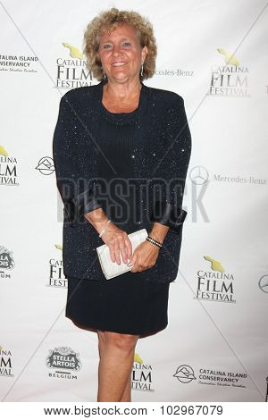 LOS ANGELES - SEP 25:  Blanny Avalon Hagenah at the Catalina Film Festival Friday Evening Gala at the Avalon Theater on September 25, 2015 in Avalon, CA